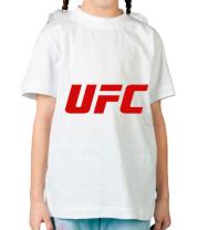 Детская футболка  UFC