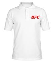 Футболка поло мужская UFC