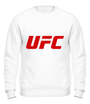 Толстовка без капюшона UFC