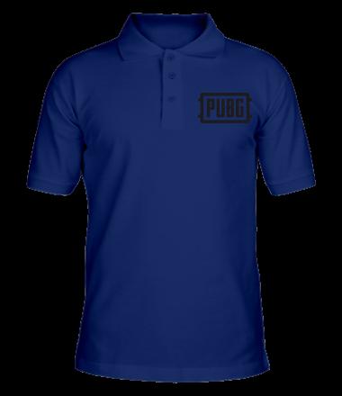 Футболка поло мужская PUBG