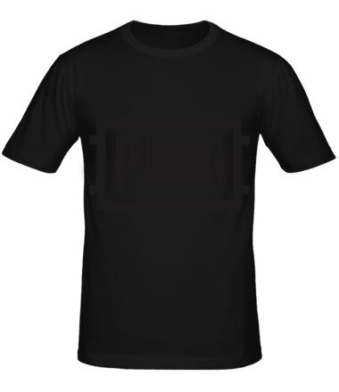 Мужская футболка  PUBG