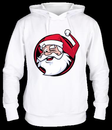 Толстовка худи Дед мороз