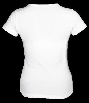 Женская футболка  С Новым Годом 2019