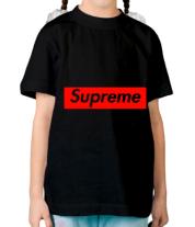 Детская футболка  Supreme Classic