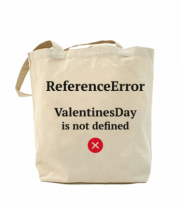 Сумка повседневная Reference error valentine