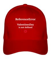 Бейсболка Reference error valentine