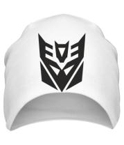 Шапка  Decepticons logo
