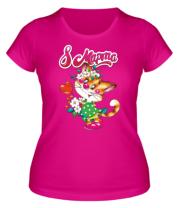 Женская футболка  8 марта