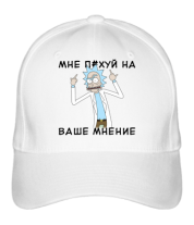 Бейсболка Rick and Morty Русская версия