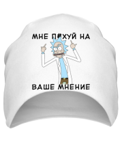 Шапка Rick and Morty Русская версия