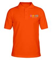 Мужская футболка поло Конч за 500