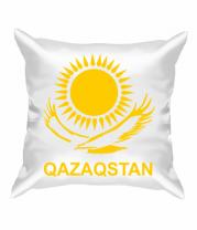 Подушка QAZAQSTAN