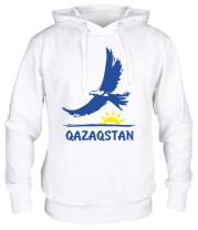 Толстовка QAZAQSTAN
