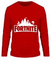 Мужская футболка с длинным рукавом Fotrnite