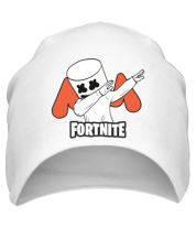 Шапка Dj Marshmello fortnite dab