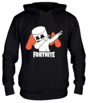 Толстовка Dj Marshmello fortnite dab