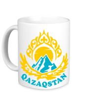 Кружка Qazaqstan