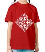 Детская футболка Казахский орнамент