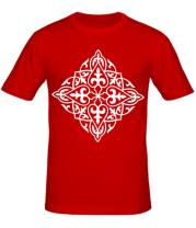 Мужская футболка Казахский орнамент