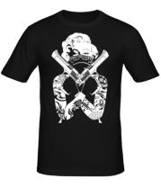 Мужская футболка  Marilyn Monroe Gangster