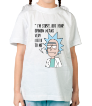Детская футболка   I