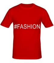 Мужская футболка   Fashion