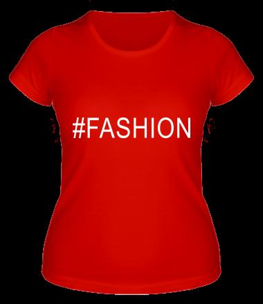 Женская футболка   Fashion