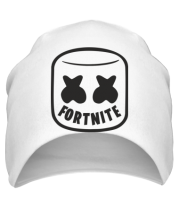 Шапка Marshmello and Fortnite