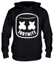 Толстовка Marshmello and Fortnite