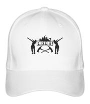 Бейсболка Fortnite dancing logo