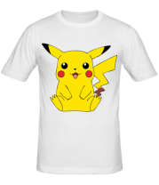 Мужская футболка  Pika