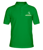 Футболка поло мужская Astana FC