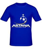 Мужская футболка  Astana FC