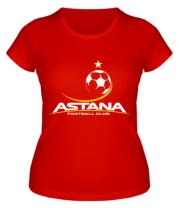 Женская футболка Astana FC