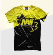 Мужская футболка 3D NAvi