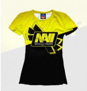 Женская футболка 3D NAvi