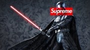 Мужская футболка 3D Дарт Вейдер Supreme