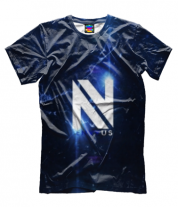 Мужская футболка 3D cs:go - EnVyUs
