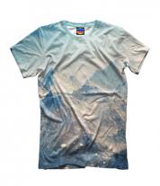 Детская футболка 3D Горы