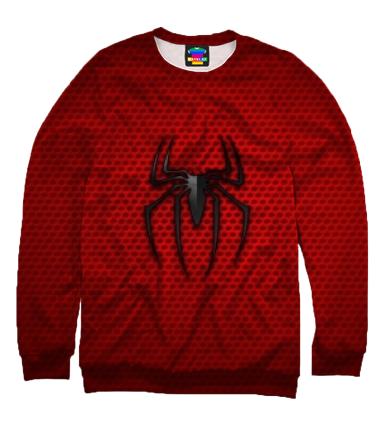 Толстовка без капюшона 3D Spider- man