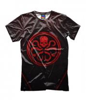 Детская футболка 3D Hydra