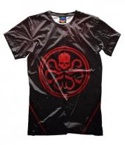 Мужская футболка 3D Hydra