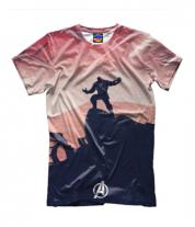 Детская футболка 3D Thanos