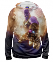Толстовка 3D Thanos
