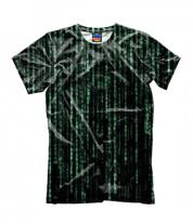 Детская футболка 3D Matrix