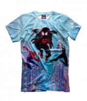 Детская футболка 3D Spider- man
