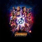 Футболка поло мужская 3D Avengers andgame