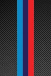 Женская футболка 3D BMW M