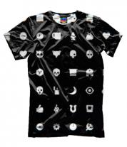 Мужская футболка 3D Love, Death & Robots