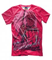 Мужская футболка 3D Hotline Miami